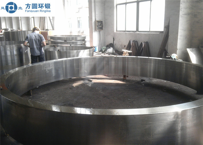 WB36 Carbon Steel Forgings Ring Forged Shaft for Pressure equipment